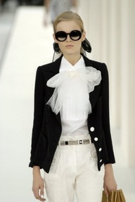 Bow Blouse - Chanel