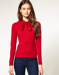 Bow Blouse