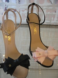 Bow - Chanel Shoes