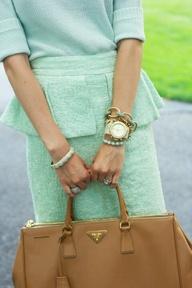 celadon tweed
