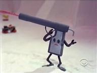 Grape-Jelly-Shooting Pistol