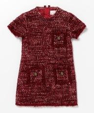 tweed lanvin girl dress