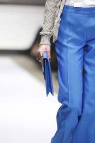 BC - Blue Trousers