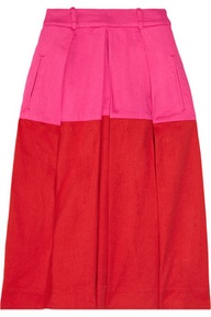 BC - Colorblock Skirt