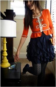BC - Orange Jacket