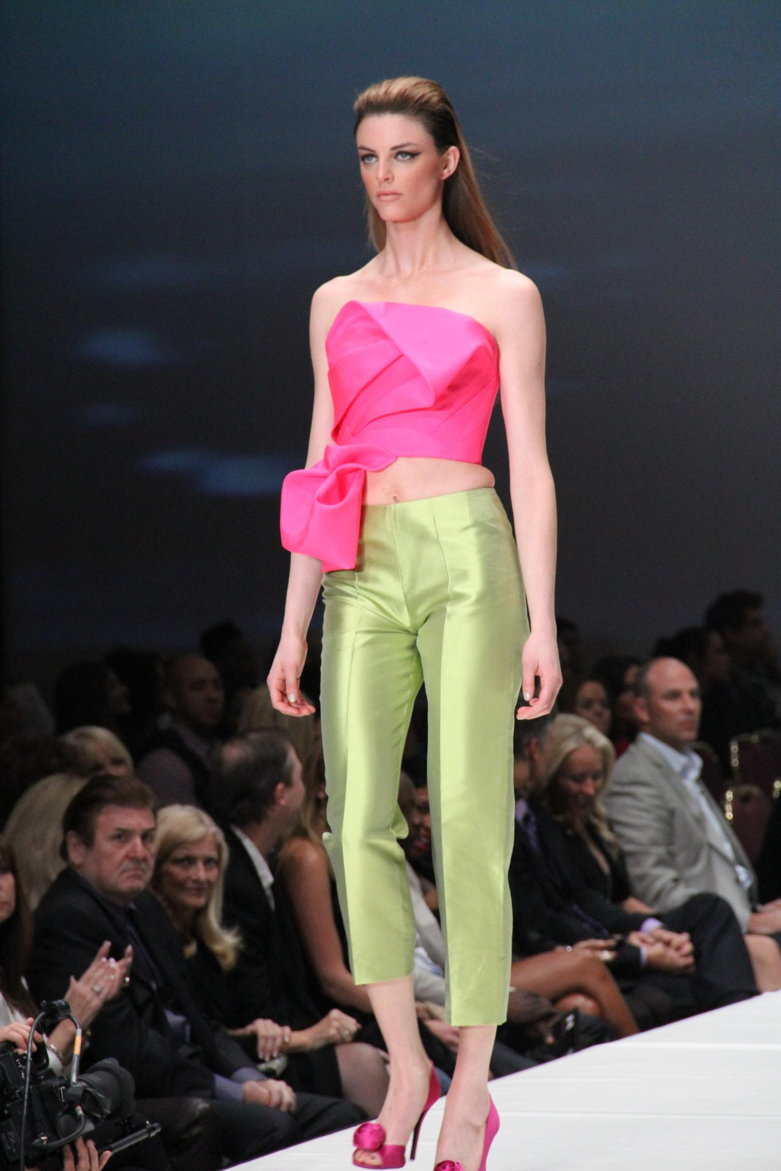 Fashion Houston - Bold Color