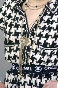 Houndstooth Chanel