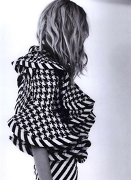 Houndstooth ensemble