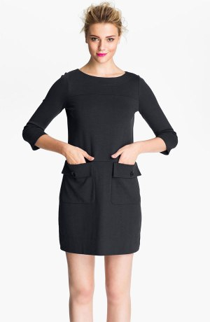 Marc by Marc Jacobs 'Billy' Patch Pocket Shift Dress - Nordstrom