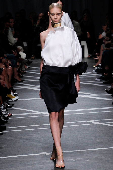 Vogue - Givenchy Ruffles