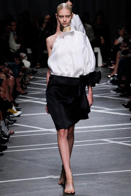 Vogue - Givenchy Ruffles