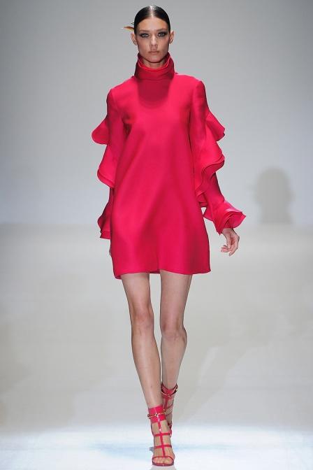 Vogue - Gucci Ruffles