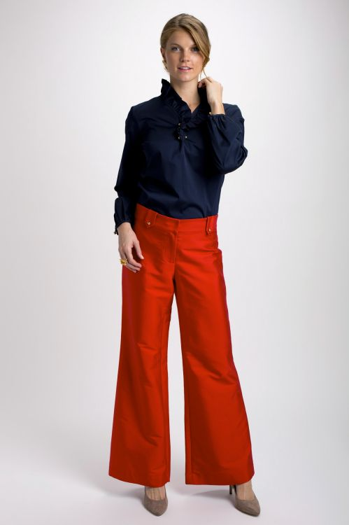 Elizabeth Blouse Cotton - $195