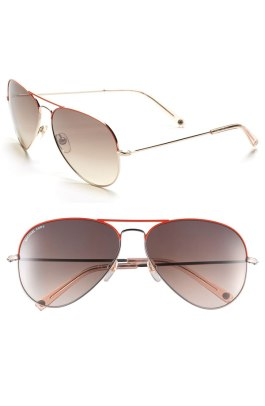 Michael Kors 62 mm Aviator Sunglasses - $115 - Nordstrom