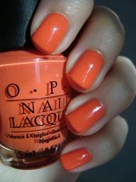 OPI Orange
