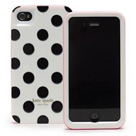 Polka Dot - Kate Spade - Le Pavillion iPhone Case - $40