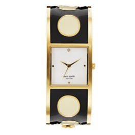Polka Dot - Kate Spade - Make the Rounds Delacorte Bangle Watch - $295
