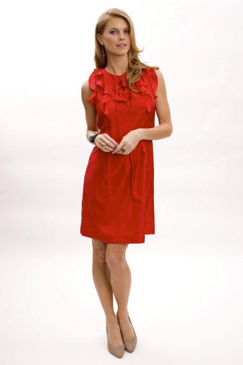 Ruffle Top Dress - $225