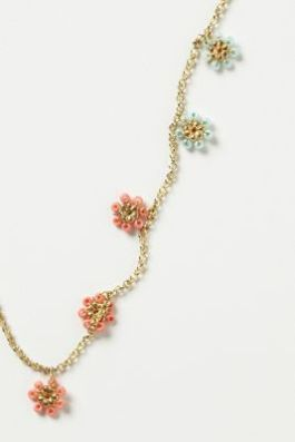 Anthropologie - Dancing Daisies Strand - $38