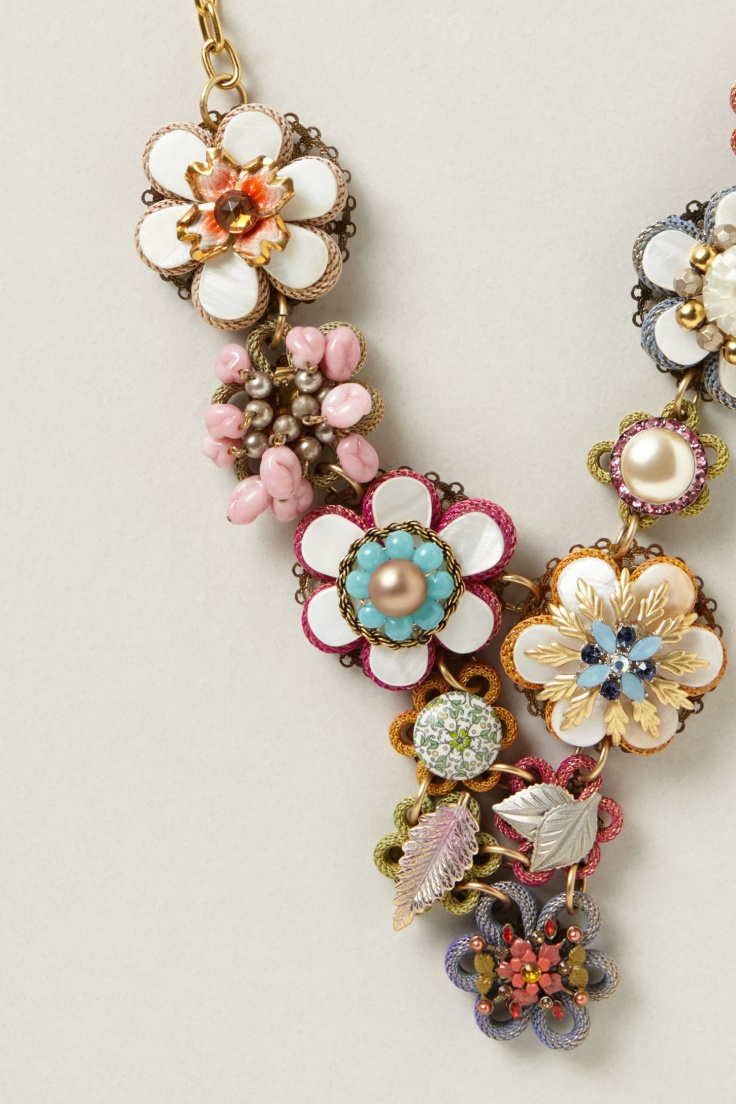 Anthropologie - Kassia Necklace - $298