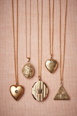 BHDLN - Collector's Lockets - $350