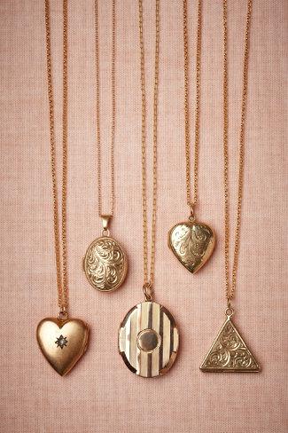 BHDLN - Collector's Lockets - $350