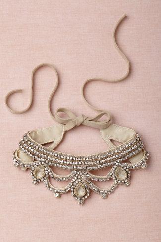 BHDLN - Queen Consort Collar $330