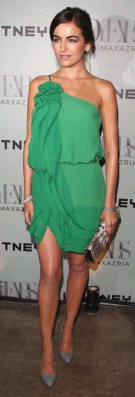Camilla Belle Green