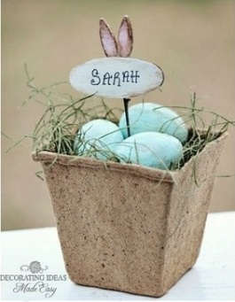 Easter Place Card 2