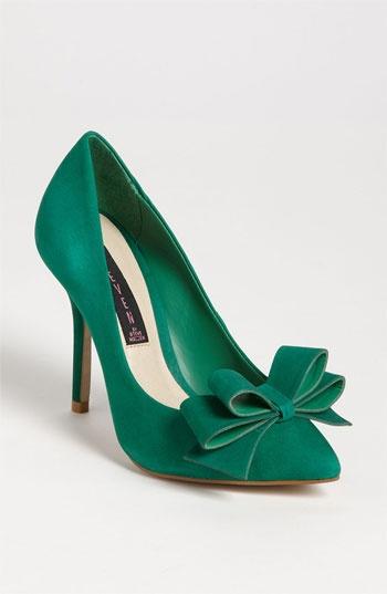 Emerald Heels - Steven