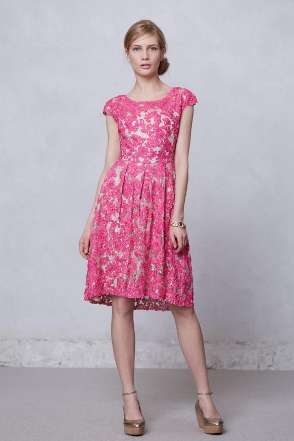 Jardin Lace Dress