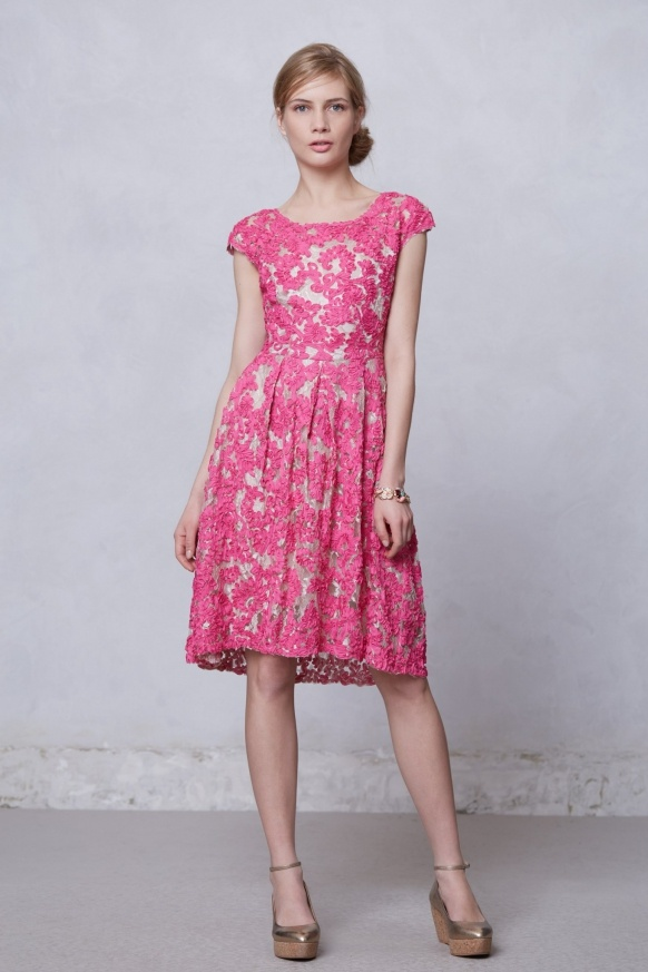 Jardin Lace Dress