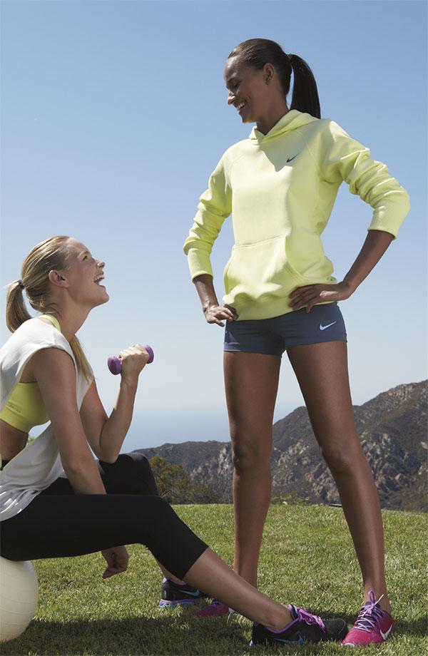 Nike Legend 2.0 Capris - Nordstrom - $60