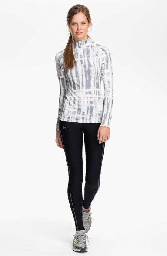 Under Armour ColdGearR Top & Tights - Nordstrom - 33 percent off - $43.54