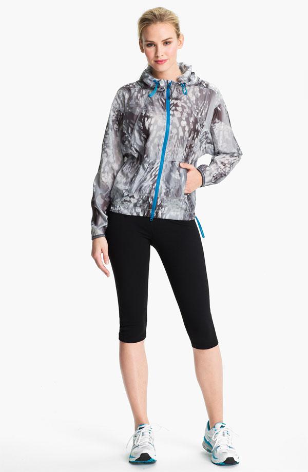 Zella Jacket, Tank & Capri Pants - $98