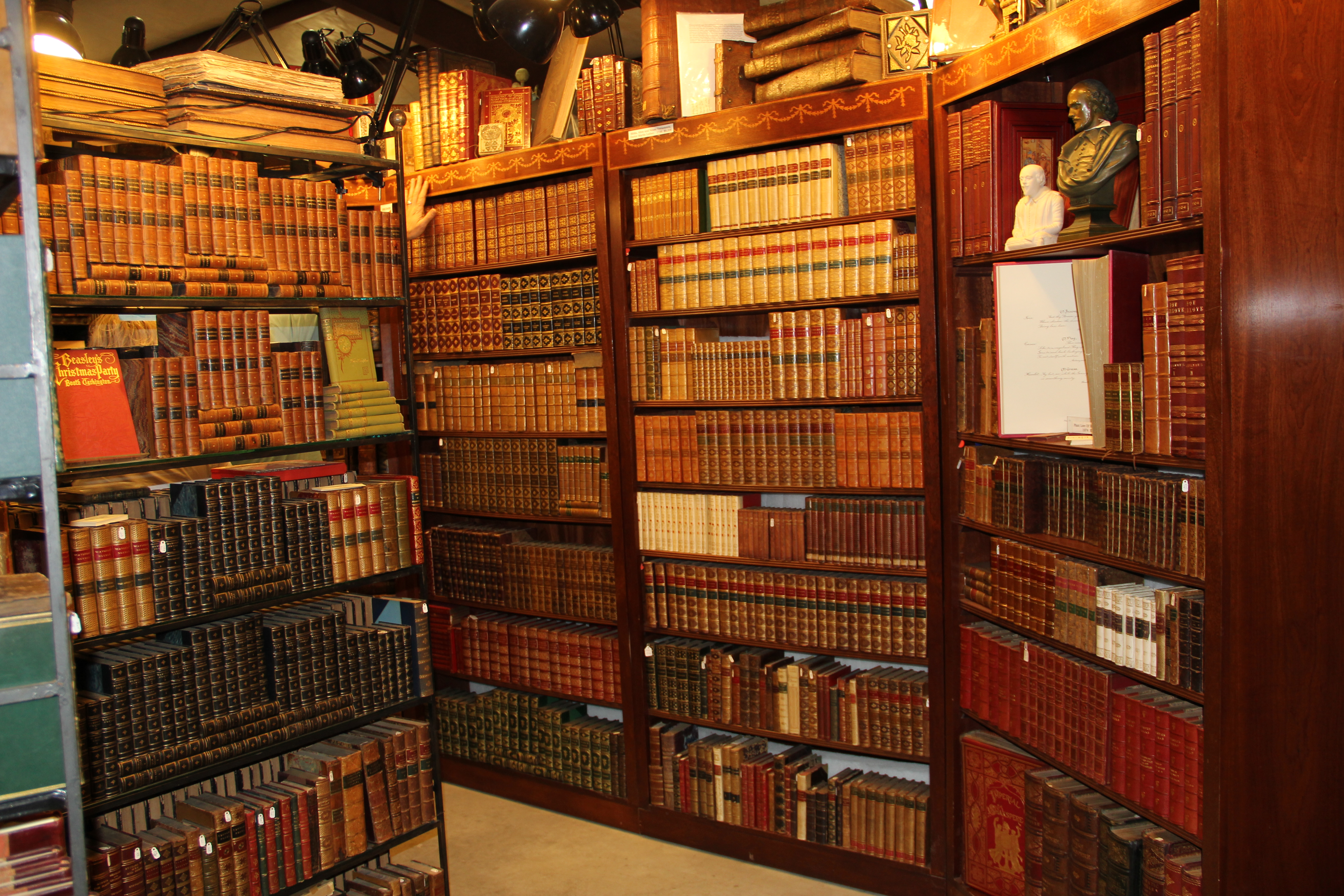 What is the best way to learn about Antiques? One can read ...