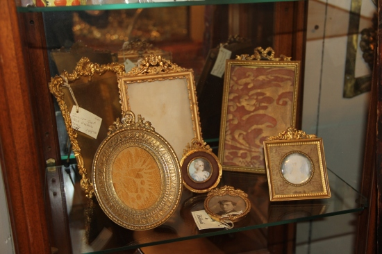 Antique Gold Frames 2