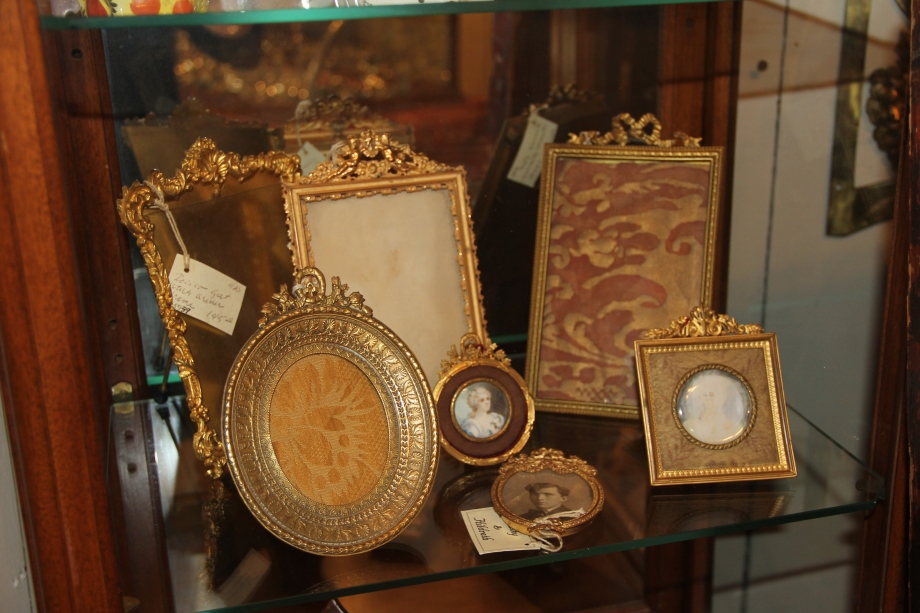 Antique Gold Frames 2