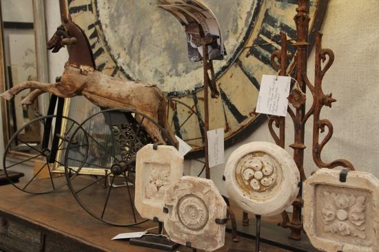 Antique Horse 2
