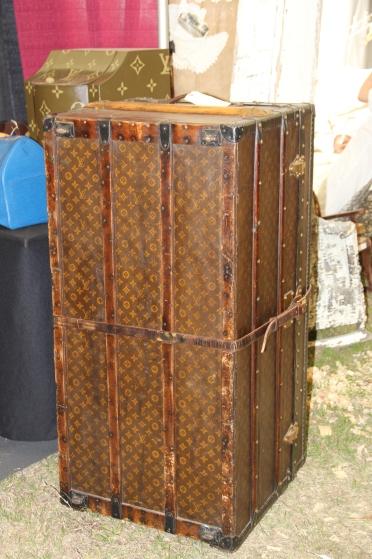 Antique LV Trunk - $14,500