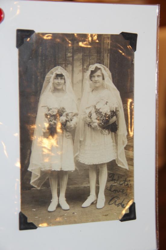 Antique Sepia Photo