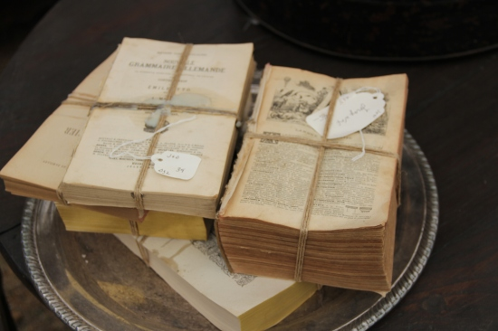 Bound Antique Books
