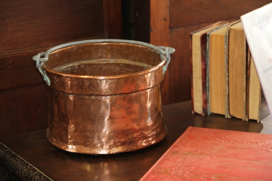 Copper Bucket