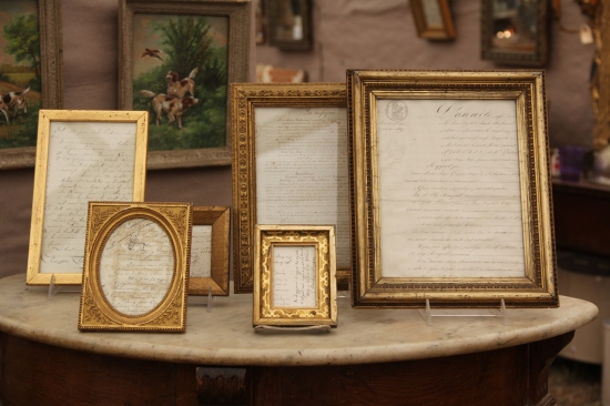 Gold Antique Frames