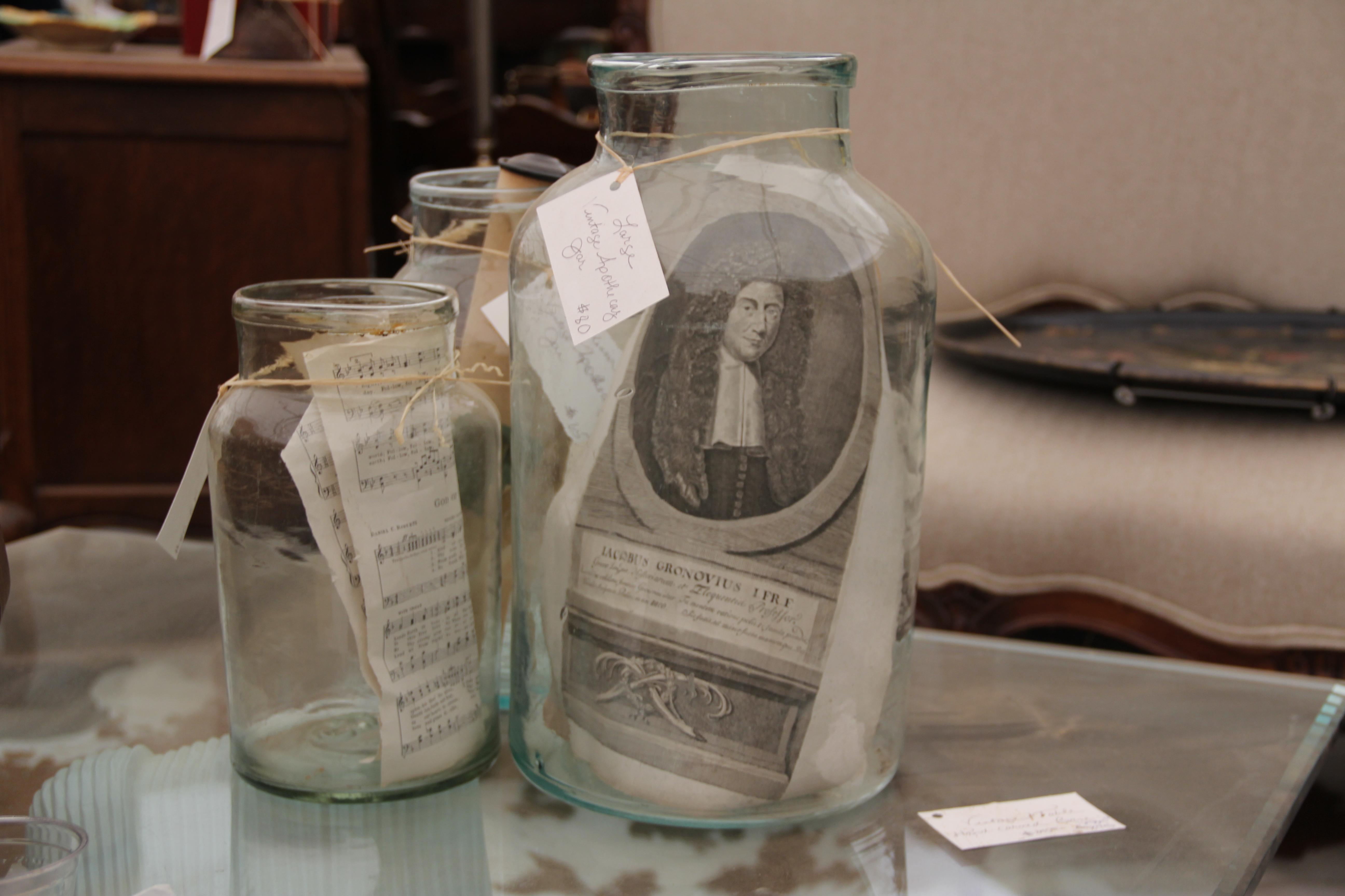 Jars Vintage 22