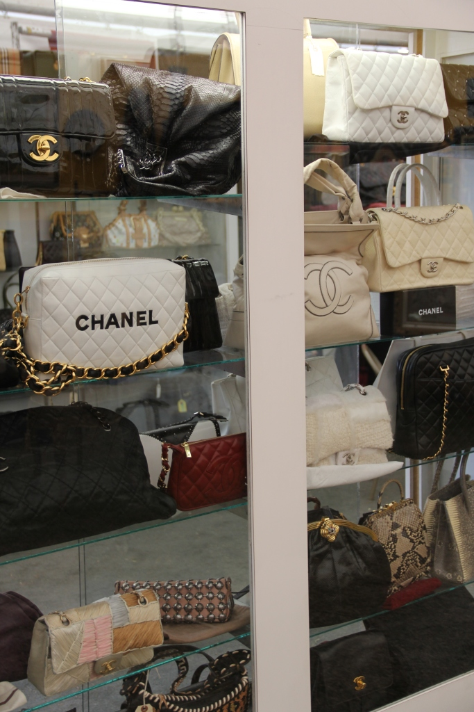 Vintage Chanel Handbags 3