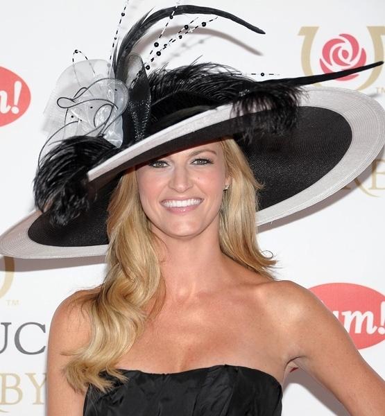 HAT - Erin Andrews Kentucky Derby Hat