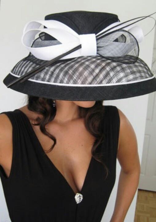 HAT - Kentucky Derby Bow