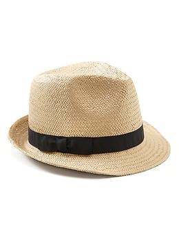 HAT - Sara Bow Fedora - Banana Republic