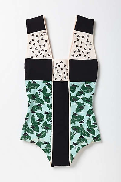 Anthropologie Marysia Molokai Swimsuit